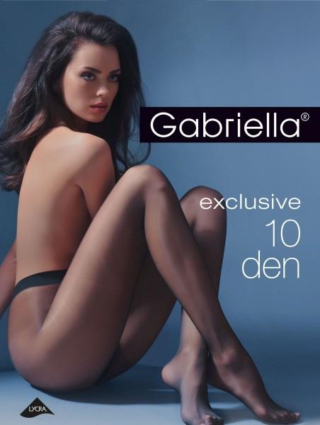 Gabriella - Collant élégant exclusif Exclusif, 10 DEN