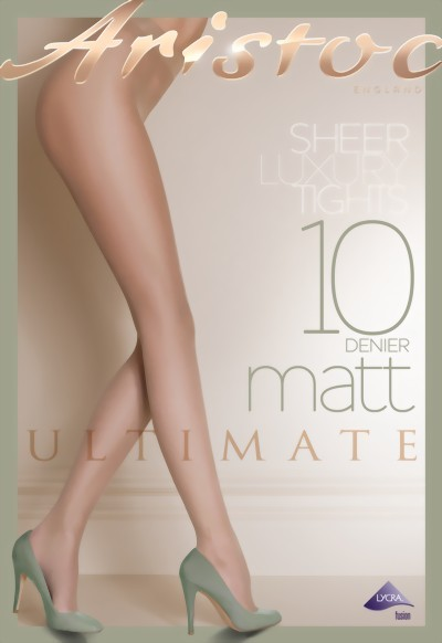 Aristoc - 10 denier Ultimate Matt Tights