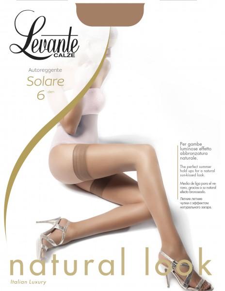 Levante - Ultra sheer hold ups Solare 6 DEN