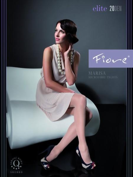 Fiore - Classic microfiber tights Marisa 20 denier