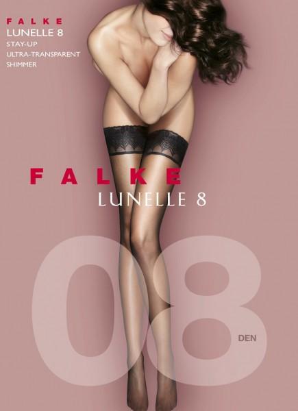 Falke Lunelle 8 Bas jarretière