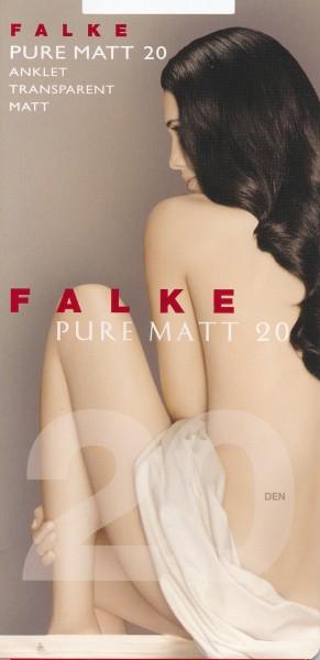 FALKE Pure Shine 40 - Collant semi-opaque brillant