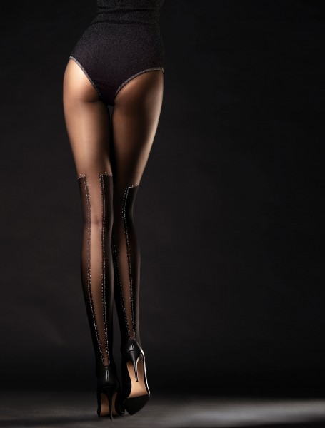 Fiore - Gorgeous mock over the knee tights