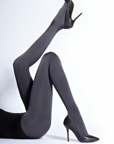 Cecilia de Rafael - Opaque glossy tights Coral 60