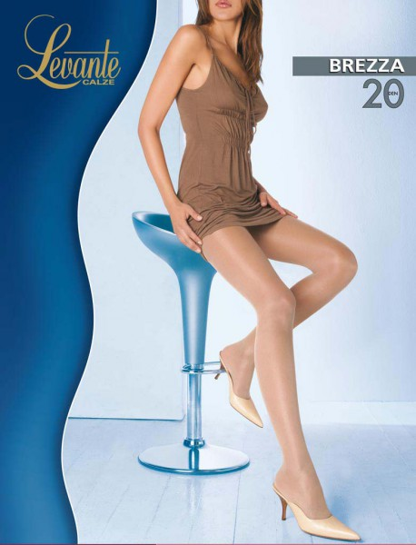 f377a93ff Levante - 20 denier elegant gloss tights Brezza   9989