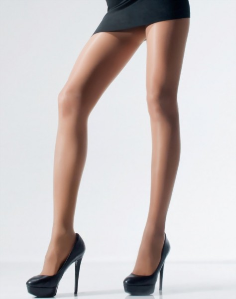 Samburu - Ultra sheer, glossy tights Victoria 15 DEN