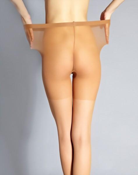 Samburu - Transparent plus size tights Super, 18 denier