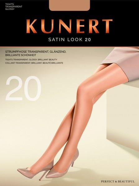 Kunert Satin Look 20 - Collants brillants et brillants