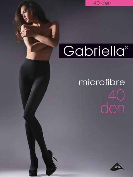 Gabriella - Collants classiques Microfibre 40 den